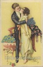 xrt229001 - Artist Signed Charles Ficher, Postcard Postcards