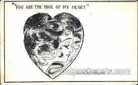 xrt237005 - Artist Signed D. Hillson Postcard Postcards