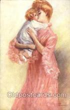 xrt239001 - Artist Signed Mary Horsfall Postcard Postcards