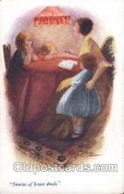 xrt239002 - Artist Signed Mary Horsfall Postcard Postcards