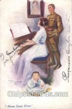 xrt239003 - Artist Signed Mary Horsfall Postcard Postcards