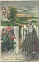 xrt242017 - Gartner & Bender Publish Artist Kathryn Elliot Post Cards Old Vintage Antique