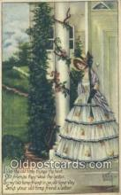 xrt242019 - Gartner & Bender Publish Artist Kathryn Elliot Post Cards Old Vintage Antique