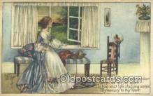 xrt242020 - Gartner & Bender Publish Artist Elliot, Kathryn Post Cards Old Vintage Antique