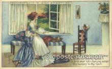 xrt242022 - Gartner & Bender Publish Artist Elliot, Kathryn Post Cards Old Vintage Antique