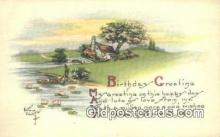 xrt242023 - Gartner & Bender Publish Artist Elliot, Kathryn Post Cards Old Vintage Antique