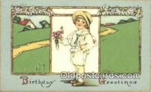 xrt242030 - Artist Elliot, Kathryn Post Cards Old Vintage Antique