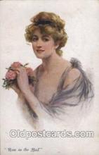 xrt246001 - Artist Signed A. Vivian Mansell Postcard Postcards
