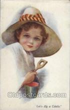xrt246003 - Artist Signed A. Vivian Mansell Postcard Postcards