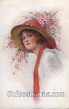 xrt246005 - Artist Signed A. Vivian Mansell Postcard Postcards
