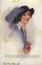 xrt246006 - Artist Signed A. Vivian Mansell Postcard Postcards