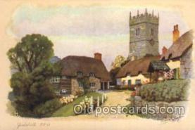 xrt246014 - Artist Signed A. Vivian Mansell Postcard Postcards