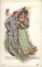 xrt248003 - Artist Signed J.V. McFall Postcard Postcards