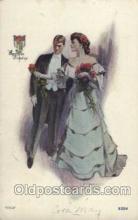 xrt248007 - Artist Signed J.V. McFall Postcard Postcards