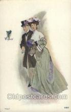 xrt248008 - Artist Signed J.V. McFall Postcard Postcards
