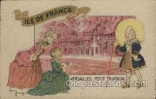 xrt249005 - Artist Signed Caston Marechaux (French) Postcard Postcards