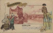 xrt249008 - Artist Signed Caston Marechaux (French) Postcard Postcards