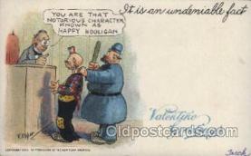 xrt254015 - Artist Signed F. Opper Postcard Postcards