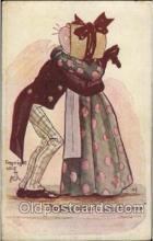 xrt256004 - Artist Signed Paul C. Kober,  P.C.K. Postcard Postcards