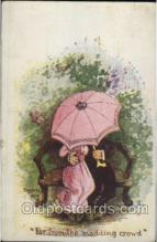 xrt256006 - Artist Signed Paul C. Kober,  P.C.K. Postcard Postcards