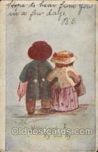 xrt256008 - Artist Signed Paul C. Kober,  P.C.K. Postcard Postcards