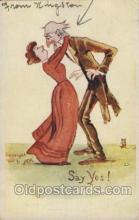 xrt256016 - Artist Signed Paul C. Kober,  P.C.K. Postcard Postcards