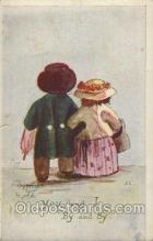 xrt256017 - Artist Signed Paul C. Kober,  P.C.K. Postcard Postcards
