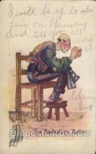 xrt256022 - Artist Signed Paul C. Kober,  P.C.K. Postcard Postcards