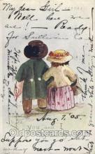 xrt256024 - Artist Signed Paul C. Kober,  P.C.K. Postcard Postcards