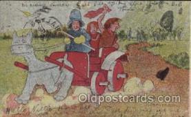 xrt256025 - Artist Signed Paul C. Kober,  P.C.K. Postcard Postcards