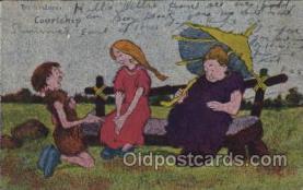 xrt256027 - Artist Signed Paul C. Kober,  P.C.K. Postcard Postcards