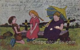 xrt256029 - Artist Signed Paul C. Kober,  P.C.K. Postcard Postcards