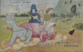 xrt256030 - Artist Signed Paul C. Kober,  P.C.K. Postcard Postcards