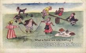 xrt256032 - Artist Signed Paul C. Kober,  P.C.K. Postcard Postcards