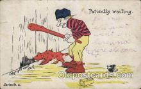 xrt256033 - Artist Signed Paul C. Kober,  P.C.K. Postcard Postcards