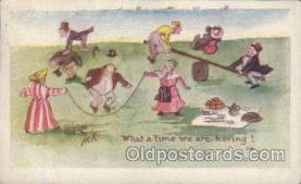 xrt256034 - Artist Signed Paul C. Kober,  P.C.K. Postcard Postcards