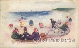 xrt256036 - Artist Signed Paul C. Kober,  P.C.K. Postcard Postcards