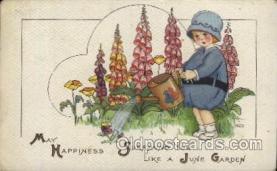 xrt257008 - Artist Signed Margaret Evans Price, Postcard Postcards