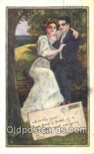 xrt259059 - Artist Ryan, C Postcard Post Card Old Vintage Antique