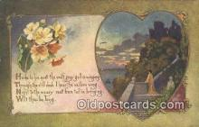 xrt259102 - Artist Ryan, C Postcard Post Card Old Vintage Antique