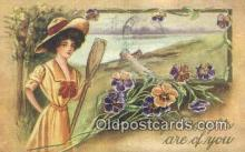 xrt259104 - Artist Ryan, C Postcard Post Card Old Vintage Antique
