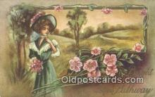 xrt259105 - Artist Ryan, C Postcard Post Card Old Vintage Antique