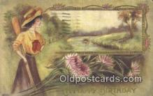Artist Reynolds, Postcard Post Card