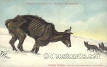 xrt260003 - Artist Charles Russell, Postcard Post Card