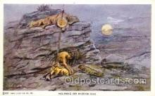 xrt260037 - Artist Charles Russell, Postcard Post Card