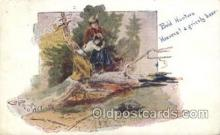 xrt260071 - Artist Charles Russell, Postcard Post Card