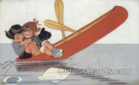 xrt264003 - Artist Signed Chicky Spark Postcard Postcards