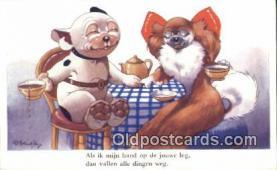 xrt266063 - Artist Studdy Postcard