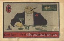 Artist Bernhardt Wall, Postcard Post Card