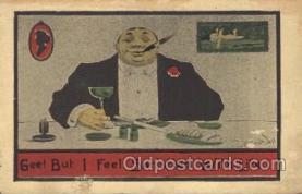 xrt269003 - Artist Signed Bernhardt Wall, Postcard Postcards